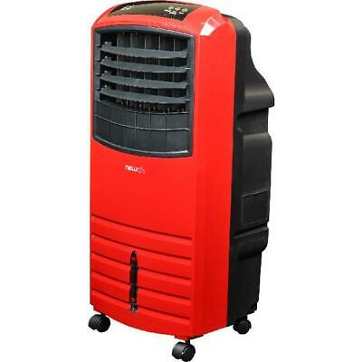 Rolling Portable Evaporative Swamp Air Cooler Cooling Fan 21