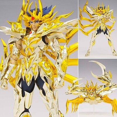 Saint Seiya Myth EX Cancer Deathmask God Cloth Soul of Gold action figure Bandai