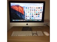 Apple iMac 21.5 2.5ghz intel i5, 6GB ram, 500GB HD, Radeon 6750 512mb Boxed