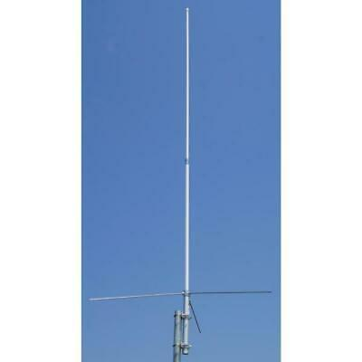 Base Antenna Amateur Dual-Band Heavy-duty Fiberglass Outdoor Construction Home