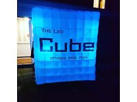 LED Photo Cube! £200 Christmas Party Nights