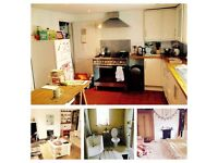 Furnished Double for Short-term Let (Sept-Dec) in Sociable House (£475 bills included)