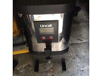Auto-fill water boiler