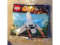 Lego city Bag sets, two pound each.
