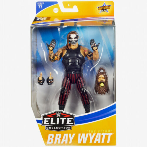 WWE Mattel The Fiend Bray Wyatt Elite Series #77 Figure