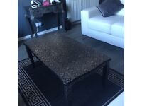Morrocan coffee table