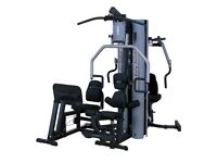 Body solid G9S complete home gym.