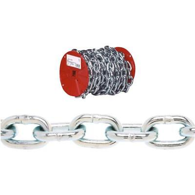 60 Steel Zinc Plated .31 Diameter 516 Proof Coil Logging Chain 0722227