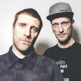 3 tickets, Sleaford Mods, 22 September, Roundhouse