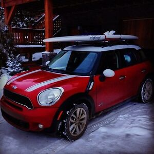 2013 Mini Countryman All4 Premium Package