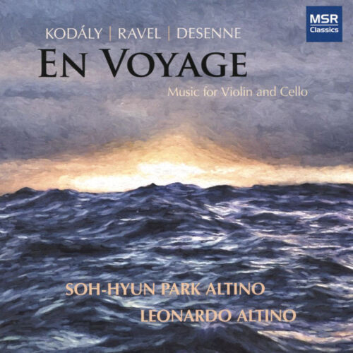 En Voyage: Music For Violin And Cello Soh-hyun Park Altino  Cd New Mint Sealed