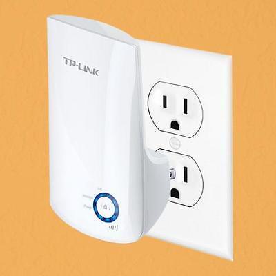 Wireless WiFi Range Extender Router Wi-Fi Booster Modem