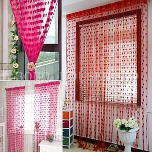 Tenda a fili tende arredamento 1m x 2m finestre porte casa for Arredo casa tende
