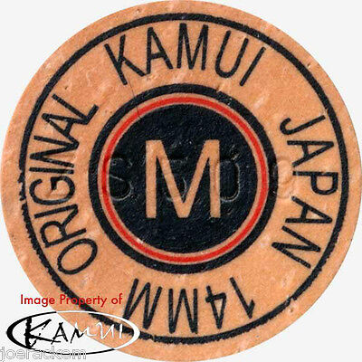1 Kamui BROWN Tip (MEDIUM = M) New Red Ring -  FREE US SHIPPING