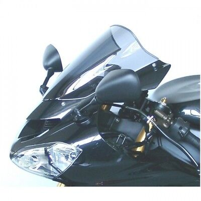 MRA Racingscheibe rauchgrau KAWASAKI ZX 10 R 04-05 Z 750 S 05- Windschild gebraucht kaufen  Oldenburg