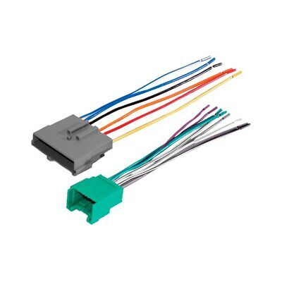 Premium Sound Integration System Car Radio Stereo Factory Wiring Harness w/ Amp Sound Factory Car Stereo
