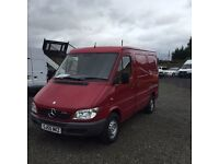 MERCEDES SPRINTER 208 CDI## LOW MILES##