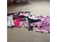 Bundle of girls clothes all 12-18 months