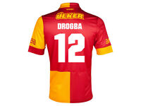 Drogba Galatasary T-shirt Unofficial (Great condition/barely worn) (Can post)