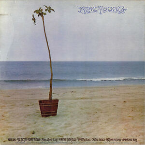 Neil Young - On the Beach LP Vinyl Record Peterborough Peterborough Area image 2