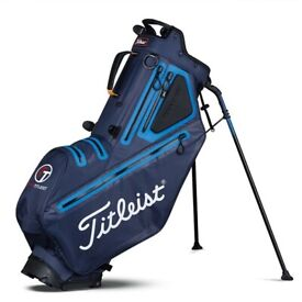 Team Titleist Players 5 Sta Dry Stand Bag