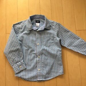 CARTERS dress shirt size 4