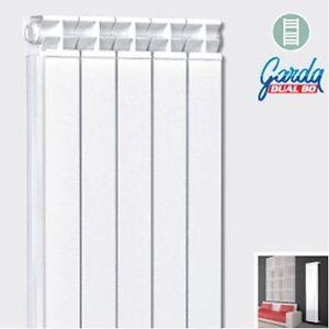 Fondital 1xelemento radiatore alluminio termosifone garda for Scirocco termosifoni