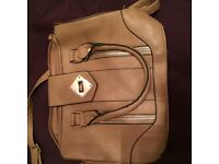 V good condition new look bag