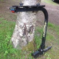 """Bikes rack for 2"""" hitch mount"""