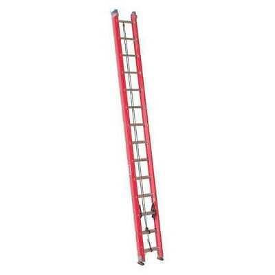 Westward 44yy49 Extension Ladder Fiberglass 28 Ft. Type Ia