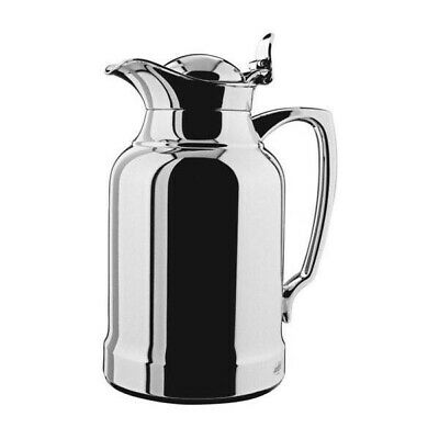 - Alfi Vacuum Carafe Opal Jug,Chrome plated brass,1 L, 692000100/ NEW RRp £169