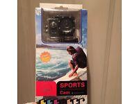 Sports cam like go pro