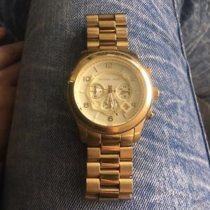 Authentic Michael kors and Nixon watches