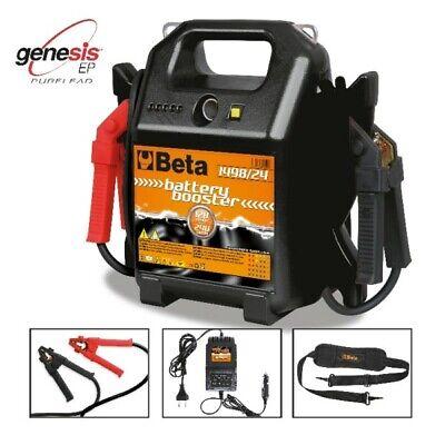 Avviatore per auto e veicoli commerciali 12-24 Volt portatile 1498/24 marca BETA