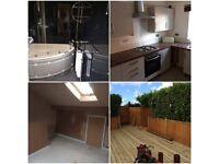 Kitchen bathroom Loft conversions