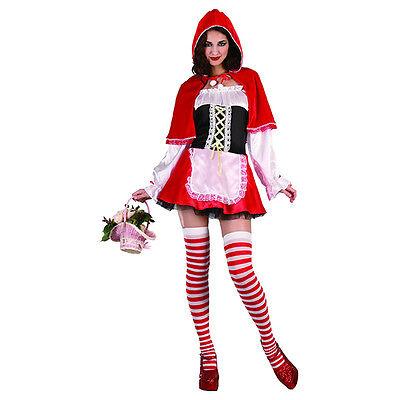 Red Hood Sweetie Costume Female Fancy Dress Costume Party Decor (Ebay Fancy Dress Kostüme)
