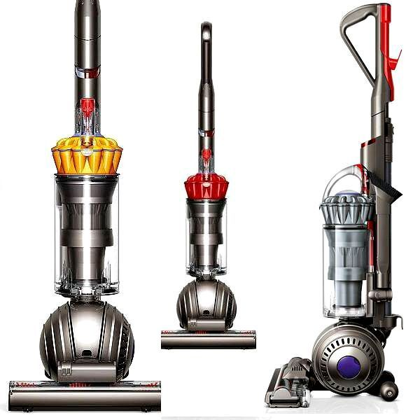 Dyson DC40 Origin Upright Bagless Vacuum Choose your Color Yellow, Red or Silver