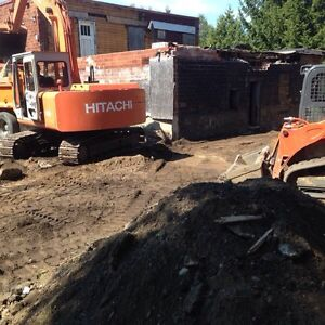 Canadian Custom Excavation/ CCEX Contracting London Ontario image 5