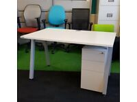 Cheap White Desks Sawbridgeworth