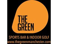 Staff Wanted for City Centre Sports Bar