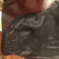 Roots Quality Leather Pants
