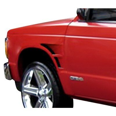 - For Chevy Blazer 87-93 GT Concept Style Fiberglass Front Fenders Unpainted