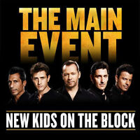 2 tickets to NKOTB, NELLY, TLC, The Main Event!!!! Only $200