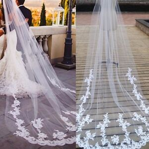 Wedding veil!! New!! Only one left ! Voile de marriage