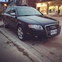 2006 Audi A4 2.0T Quattro Wagon safety and etested