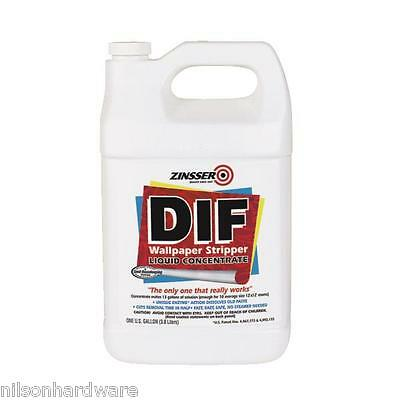 4 Gal Ready-To-Use Zinsser DIF Wallpaper Remove Remover Stripper 2401