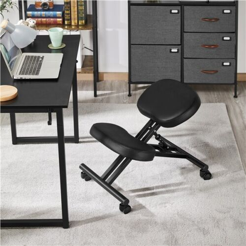 Adjustable Posture Chair Work Desk Stool Home Office Ergonomic Kneeling Chairs