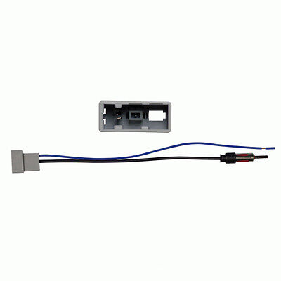 Metra 40-NI12 Antenna Adapter for Most 2007 and Later Nissan Vehicles