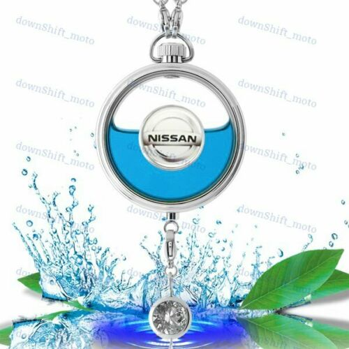 nissan car air freshener perfume bottle