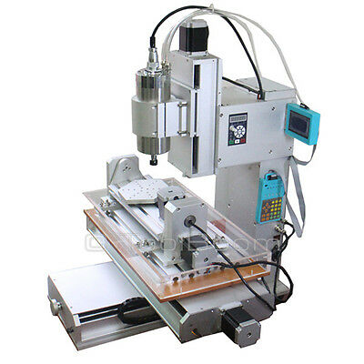 Chinacnczone Hy-tb5 5-axis Cnc Router Engraver 1500 W